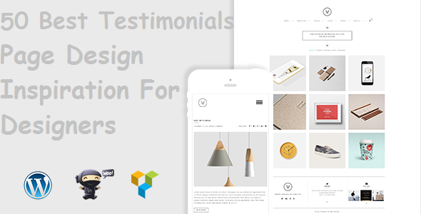 50 Best Testimonials Page Design Inspiration For Designers