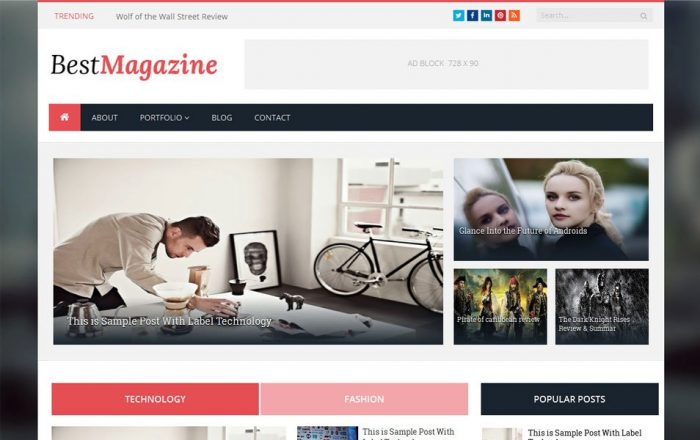 Best-Magazine-Responsive-Blogger-Template