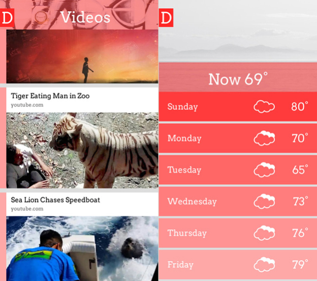DailyRed Hot News  Feed Reader Paid IOS App Get Free