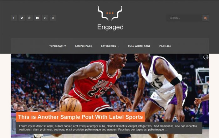 Engaged-Responsive-Magazine-Blogger-Template