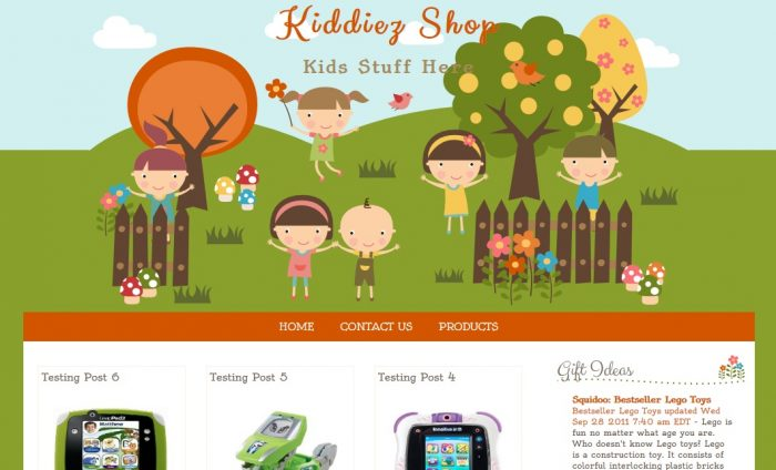 Kiddiez Shop