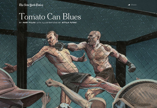 New York Times Tomato Can Blues