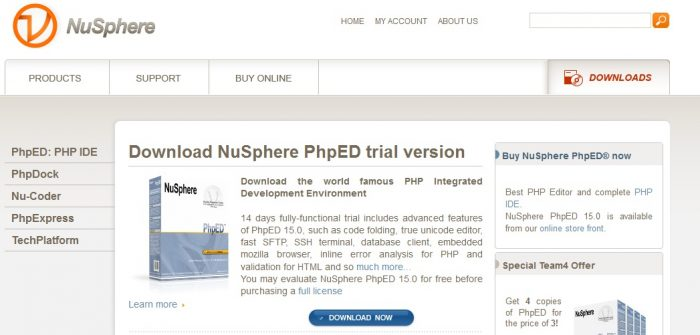 PhpED