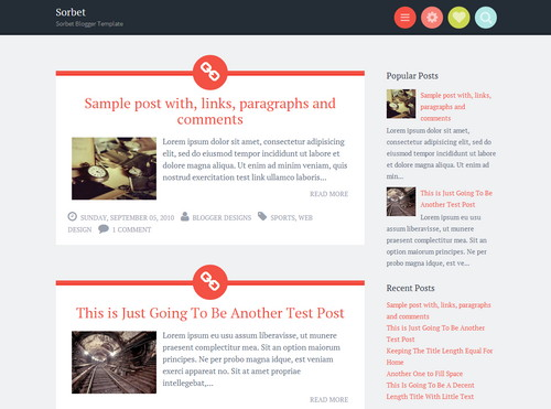 99 best free responsive blogger templates of this year techclient