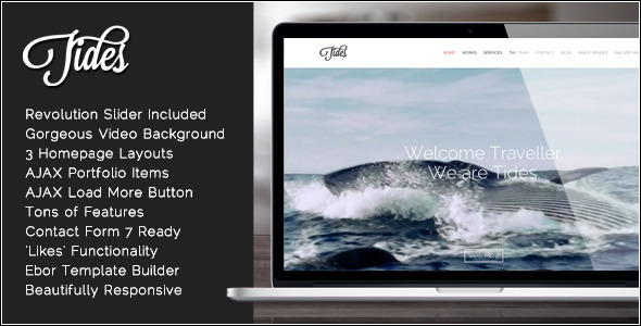 Tides-Fullscreen-Video-One-Page-WordPress-Theme
