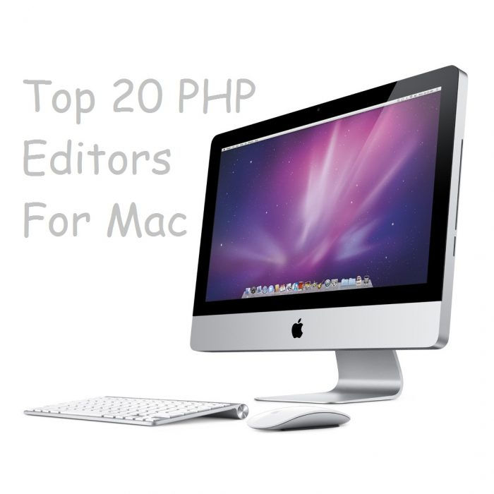 Top 20 PHP Editors For Mac