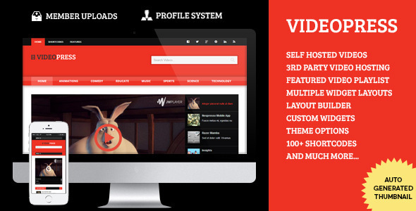 VideoPress-A-Self-Hosted-Video-Streaming-Theme