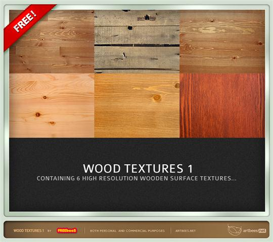 Wood Textures ver 1 (Small)
