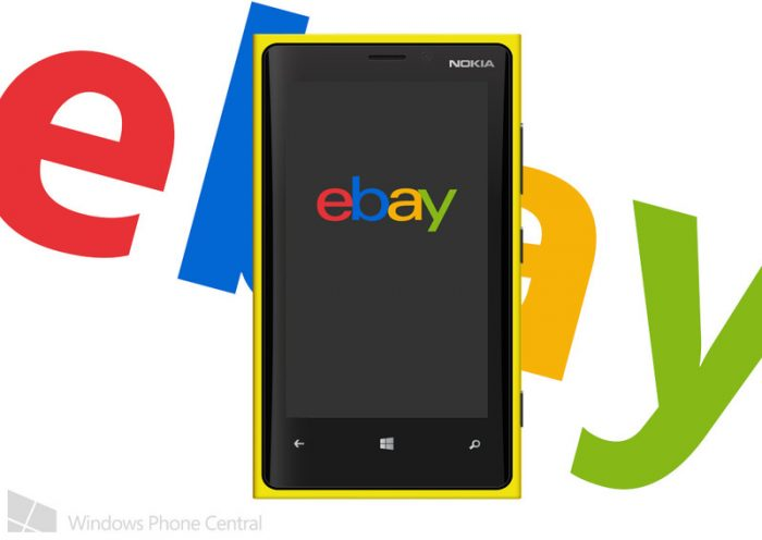 eBay Windows Phone App