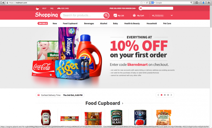 shopping Online Shopping Store Blogger Template
