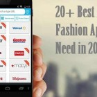 20+ Best Android Fashion Apps You Need in 2015