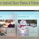 20+ Best Android Share Photos & Videos Apps (Small)