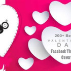 200 Valentine's Day Facebook Timeline Cover 2015