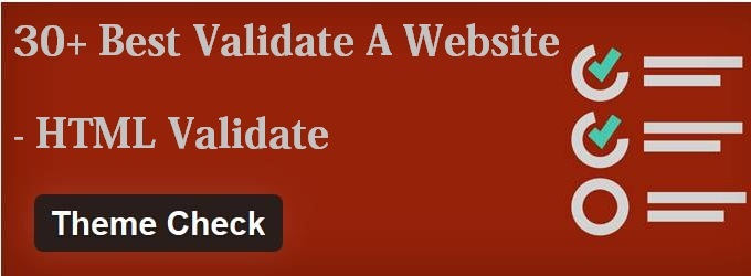 30+ Best Validate A Website - HTML Validate