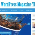 90+ Best WordPress Magazine Themes