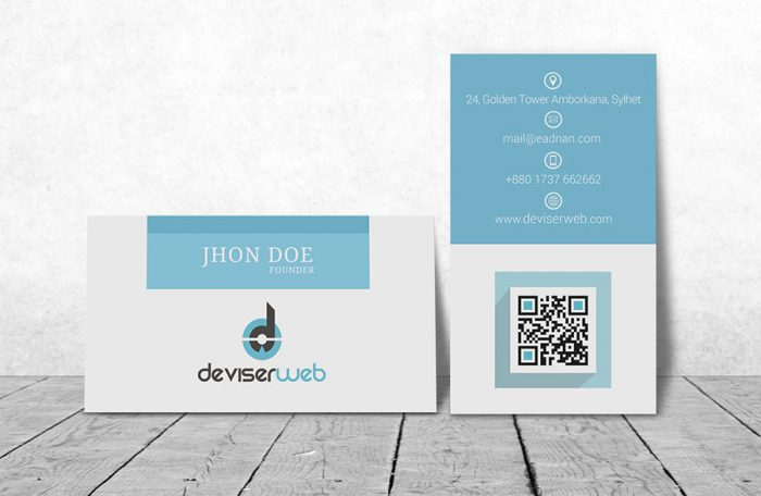 60+ Best Free High-Quality PSD Business Card Mockups - TechClient