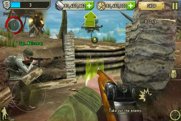 Brothers In Arms 2 Global Front Free (Small)