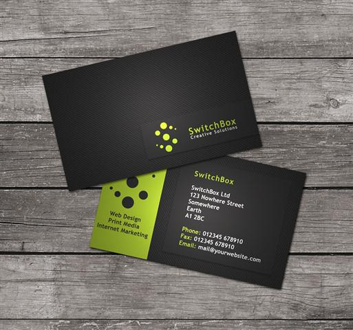 Business Card (Small)