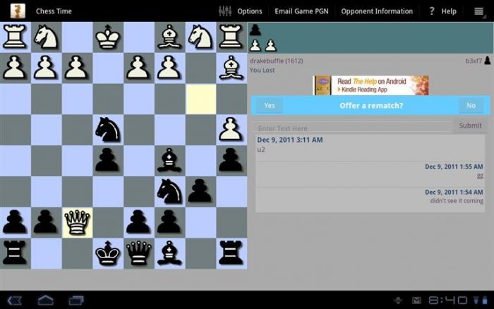 Chess Time™ -Multiplayer Chess (Small)