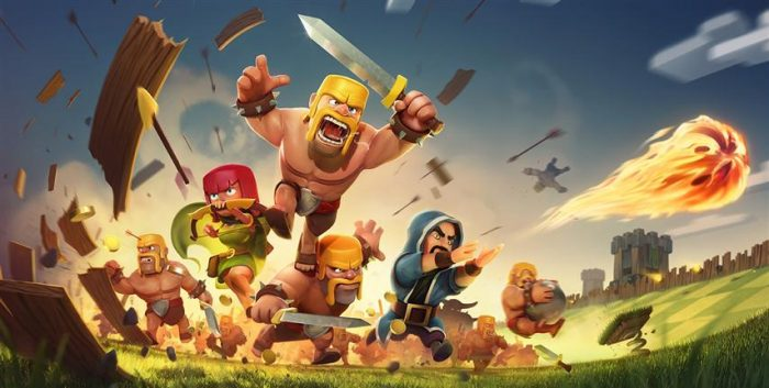 Clash of Clans (Small)