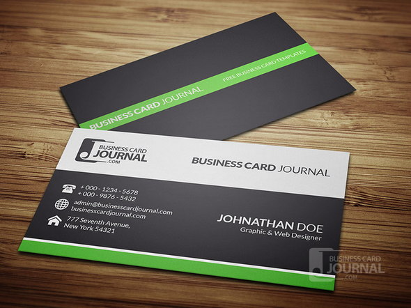 130 best free psd business card templates techclient clean professional business card design download clean creative multicolor business card template accmission Gallery