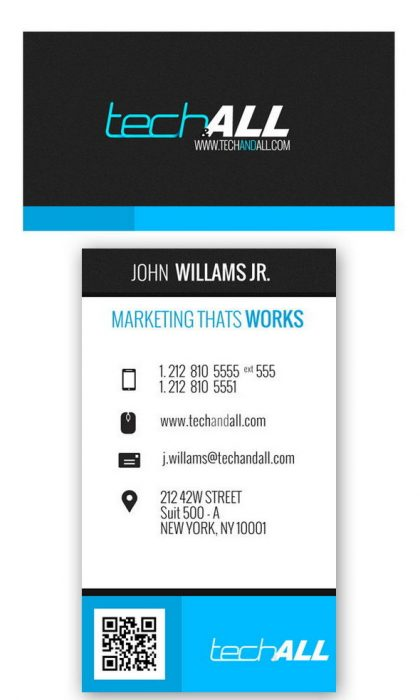 130 best free psd business card templates techclient corporate free business card psd template fbccfo Choice Image