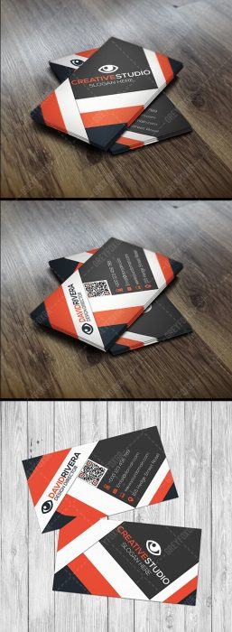 Creative Card for designers