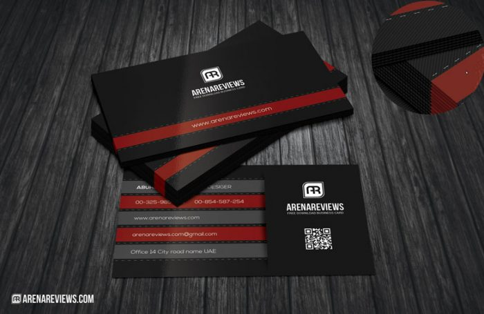 130 best free psd business card templates techclient creative corporate black free business card template accmission Gallery