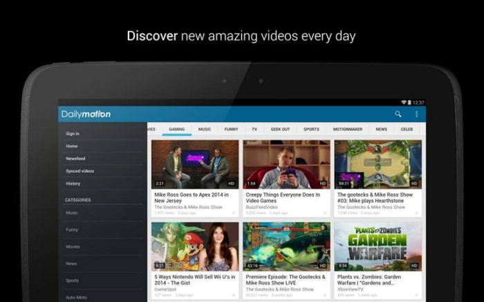 Dailymotion (Small)