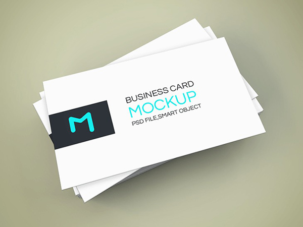 60 best free high quality psd business card mockups techclient elegant business card mockup reheart Image collections