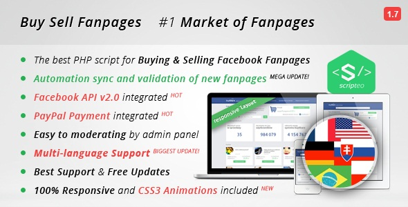Facebook Fanpages Market