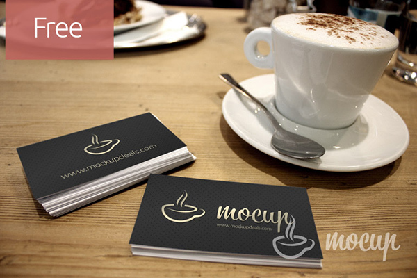 60 best free high quality psd business card mockups techclient free business card mockup wajeb Gallery