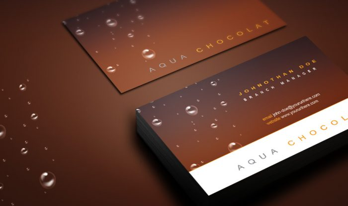 130 best free psd business card templates techclient free business card psd wajeb Choice Image