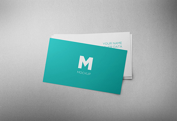 60 best free high quality psd business card mockups techclient free business cards mockup reheart
