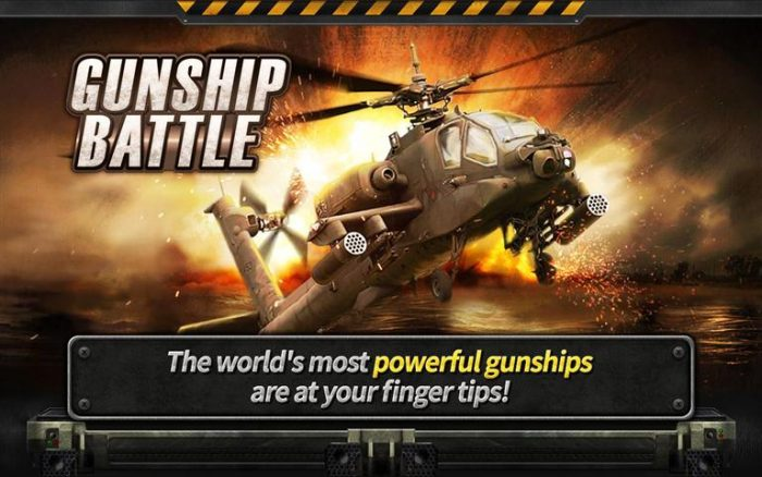 GUNSHIP BATTLE (Small)