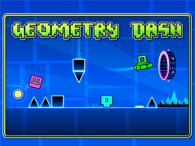 Geometry Dash (Small)