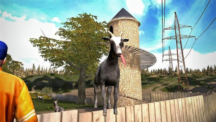 Goat Simulator (Small)