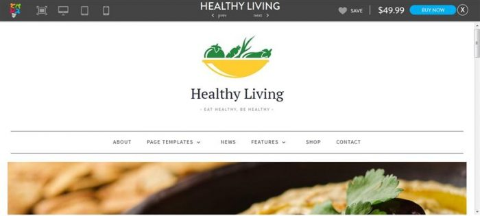 Healthy Living (Custom)