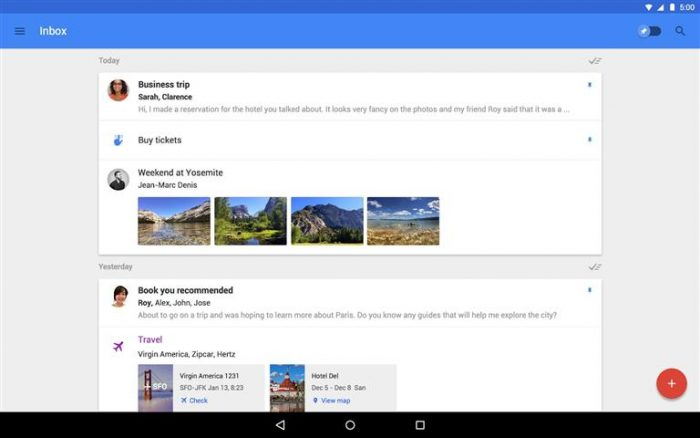 Inbox by Gmail (Small)