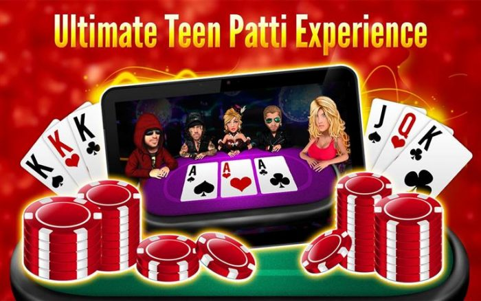 Junglee Teen Patti 3D (Small)