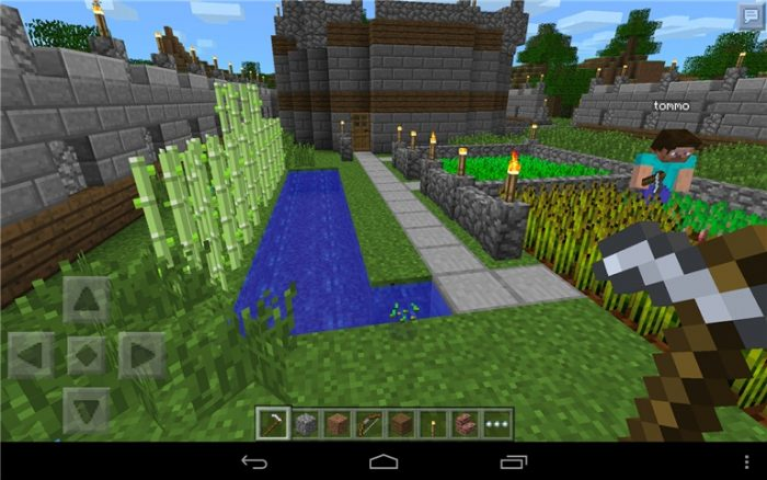 Minecraft - Pocket Edition (Small)