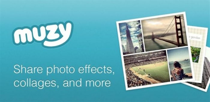 Muzy - Share photos & collages (Small)