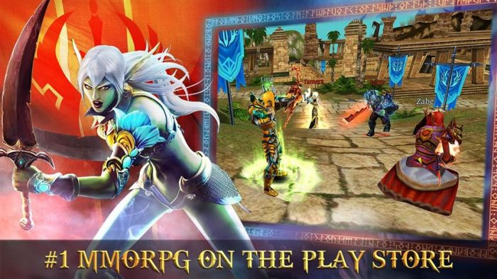 Order & Chaos Online (Small)