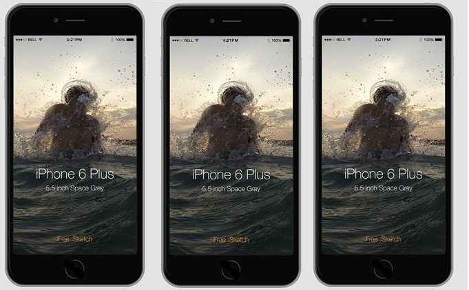 Phone 6 Plus mock up free (Small)
