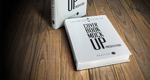 30+ Best Book cover psd mockups - TechClient