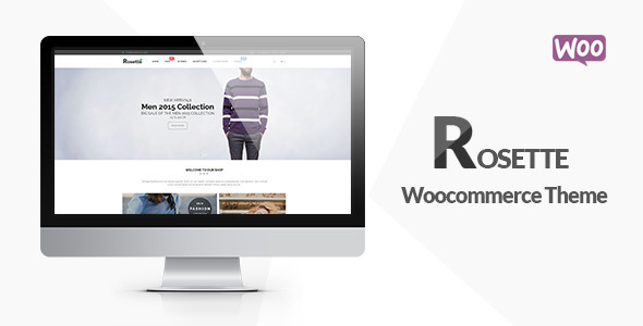 Rosette - Fashion Store Woocommerce Theme