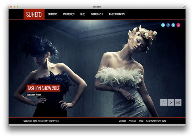 Suheto – Responsive Fullscreen Photography and Portfolio WordPress Theme (Small)