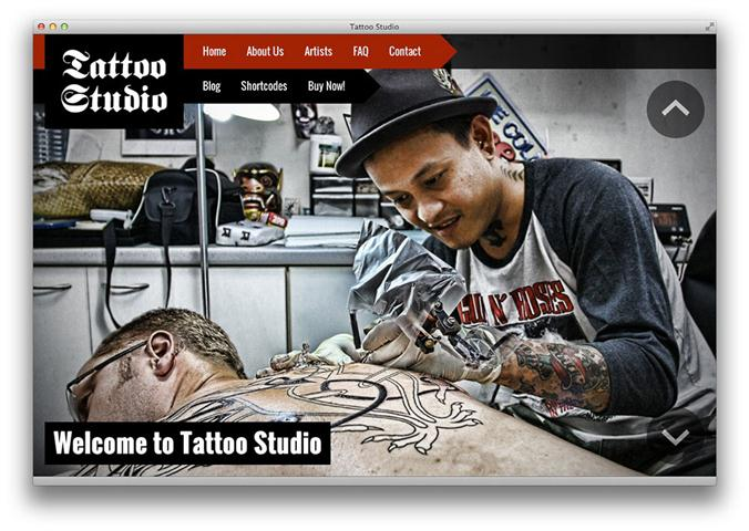 Tattoo Studio (Small)