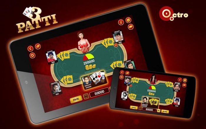 Teen Patti - Indian Poker (Small)