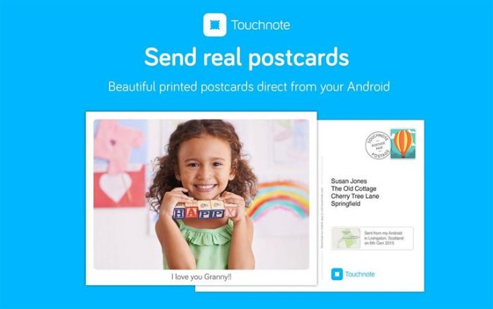Touchnote (Small)